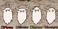 Diffrent Wortox Ghosts