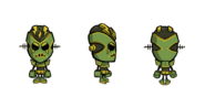 Midori Roboto WX-78 в игре