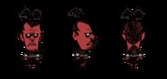 Крампус Максвелл в игре