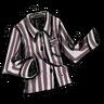 Snail Mucus Purple Jammie Shirt скин