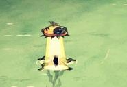 Сбор водорослей G10MM-3R