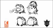 Toadstool Concept Art 1