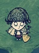 Brain of Thought wearing Wendy Screenshot