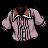 Pigman Pink Pleated Shirt скин