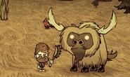 Щётка и бифало
