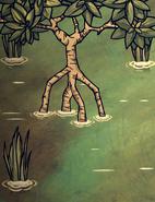 Панировок дерево в игре