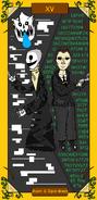 Taro Gaster & Agent Smith