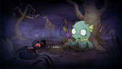 A Romp in the Swamp загрузочный экран