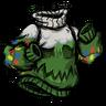 Ugly Treeguard Sweater скин