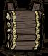 Деревянная броня первая версия