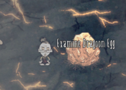 Dragoon oeuf ferme