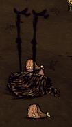 Птица убита