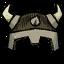 Колючий шлем скин