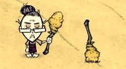 Отравленное копье в игре