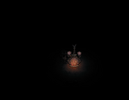Радиус освещения чешуйчатой печки