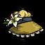 Rain Bonnet - Rain Hat Icon