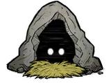 Tanière de pierre