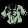 Shipwrecked Green Pleated Shirt скин