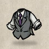 Tweedvest grey steel collection icon