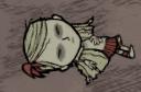 Венди спит
