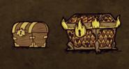 Сравнение сундуков