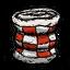 Patchwork Quilt красный пожиток
