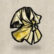 Silk eveningrobe yellow goldenrod collection icon