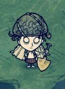 Мозгошляпа на Венди