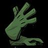 Forest Guardian Green Long Gloves скин