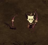 Магический лук в игре