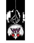Araignée albinos