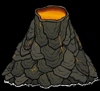 Núi Lửa