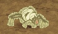 Замороженная королева пауков