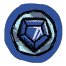 Blue Moonlens Icon