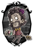 Warly Candy Man Portrait