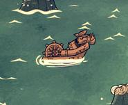 Корабельный конь спит