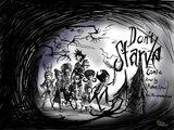 Переведённые Don't Starve комиксы
