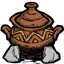 Terracotta Cooking Pot пожиток