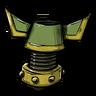 Midori Roboto Chassis скин