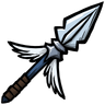 Winged Spear Icon