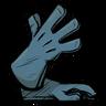 Cobaltous Oxide Blue Long Gloves скин
