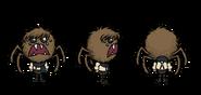 Фермерский паук Веббер в игре