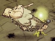 Слизовца атакует