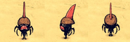 Обтекаемая шляпа Веббер
