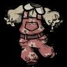 Abigail's Overalls скин