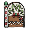 Gingerbread Gate Icon