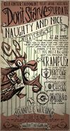 Krampus in the Naughty and Nice poster