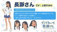 NagatoroDiseño - Anime - Conceptual