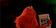 Red Guy with TV Schedule