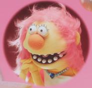 Female Yellow Puppet